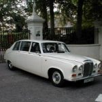 Daimler DS420 Landaulette Wedding Car