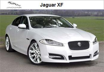 Luxury Wedding Car - Jaguar XF