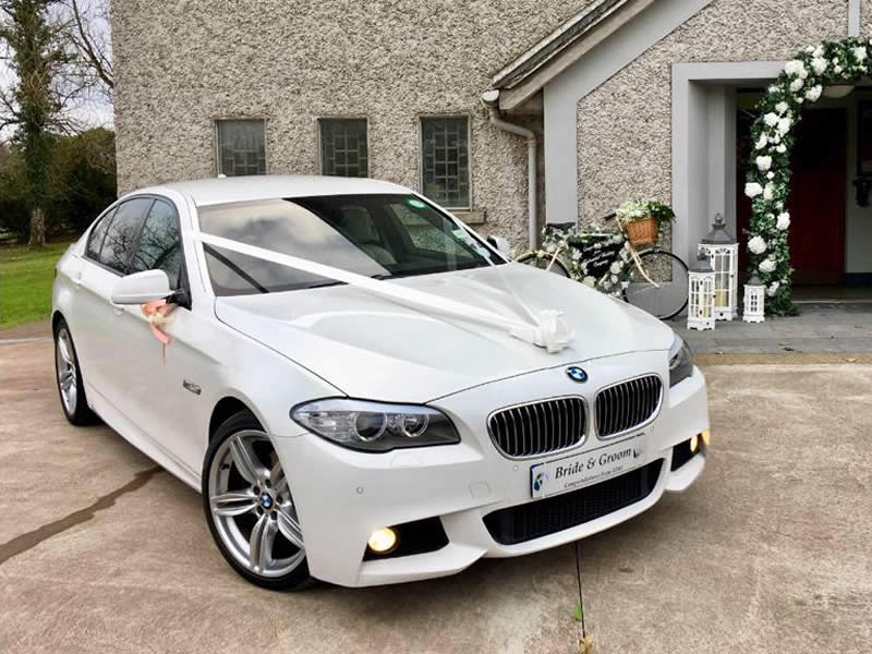 Bmw F10 U2r1 Wedding Cars